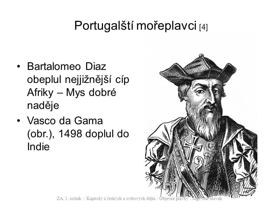 Portugalští mořeplavci [4]